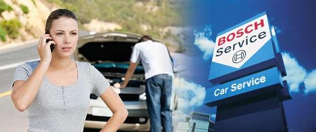 Autómentés - Gaál Autó Bosch Car Szerviz